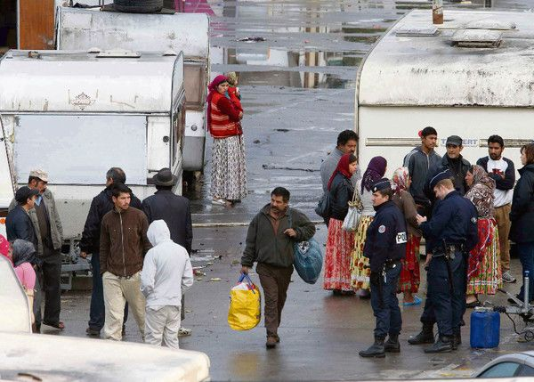 La France maltraite les migrants