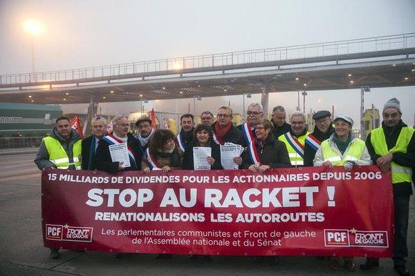 Le rapport qui démontre le racket des sociétés d'autoroutes