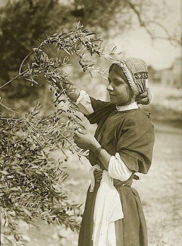 La palestine, il y a 100 ans
