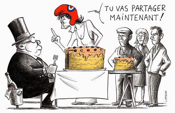 Coût du travail ou du capital ? Débat public à Toulon