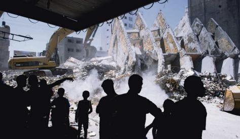 Bouffée d'oxygène dans la bande de Gaza