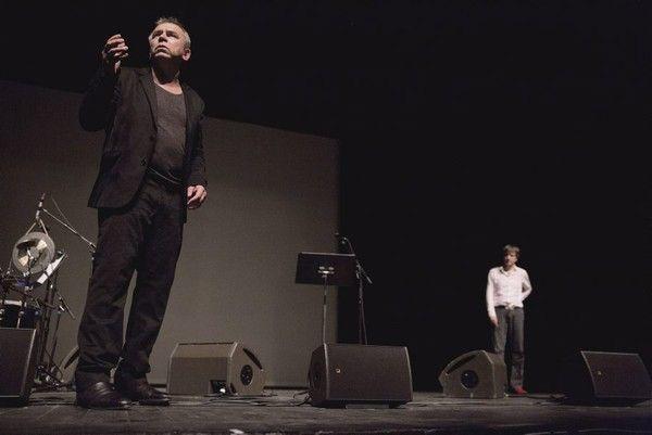 Philippe Torreton et Allain Leprest frères d'armes poétiques