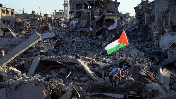 un accord de cessez-le-feu dans la bande de Gaza